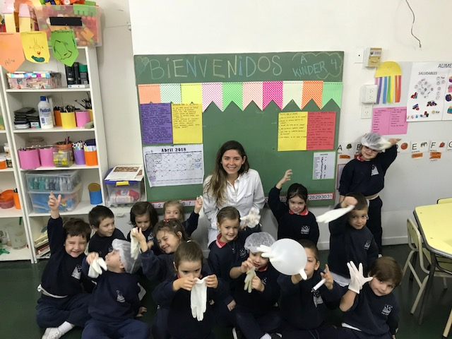 Ir al blog KINDER 4 MORNING 2018